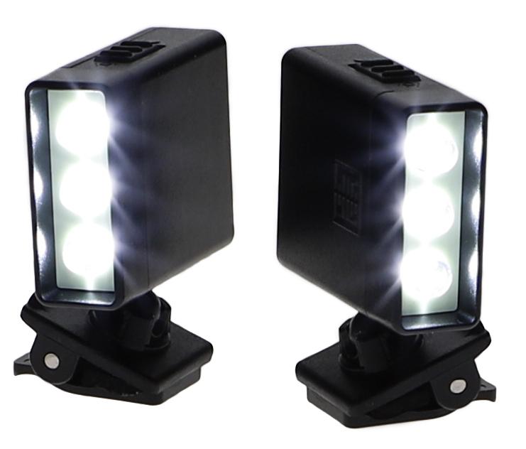 LED Clip-On Light (Pair)