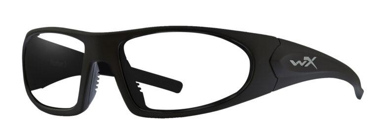 Wiley X Romer 3 in Matte Black Frame, prescription