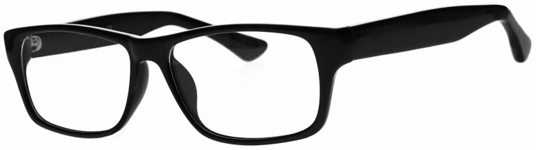 Apollo Real Glass Geek Frame Reading Glasses
