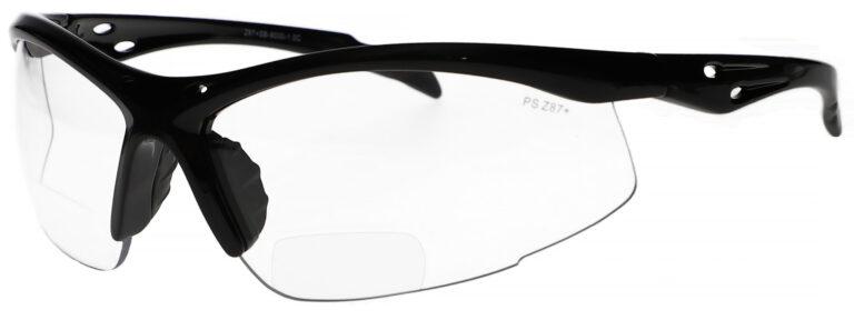 Bifocal Safety Glasses Model 9000