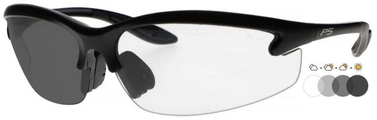 Photochromic Safety Glasses, PSG-TG-5000-C