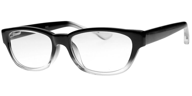Real Glass Reading Glasses,  Clear Glass Reading Lenses