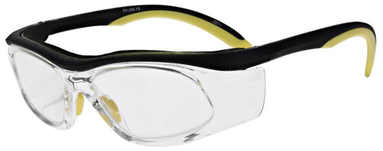 Safety Reading Glasses, Model Impact