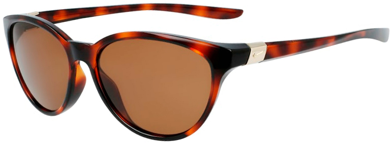 Nike City Persona - Soft Tortoise Frame with Polarized Brown Lens
