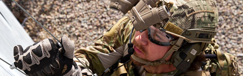 Prescription Tactical Glasses Top Banner