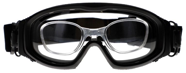 GP04 Prescription Safety Glasses Front