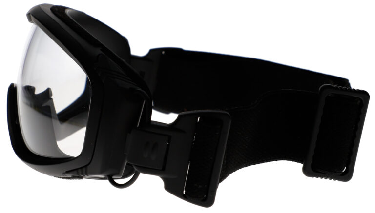 RX GP04 Safety Goggles Left