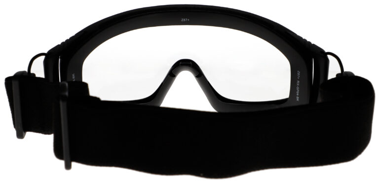 RX GP04 Safety Goggles Back